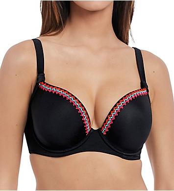 Freya Mariachi Underwire Deco Moulded Bikini Swim Top