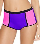 Bondi High Waist Brief Swim Bottom