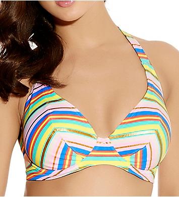 Freya Beach Candy Underwire Halter Bikini Swim Top
