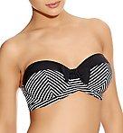 Tootsie Underwire Bandeau Bikini Swim Top