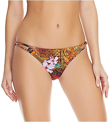 Freya Safari Beach Tanga Twist Side Swim Bottom