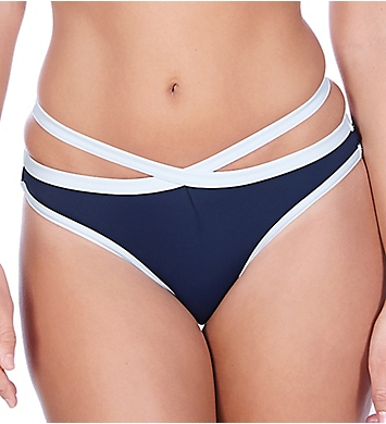Freya In the Navy Italini Swim Bottom
