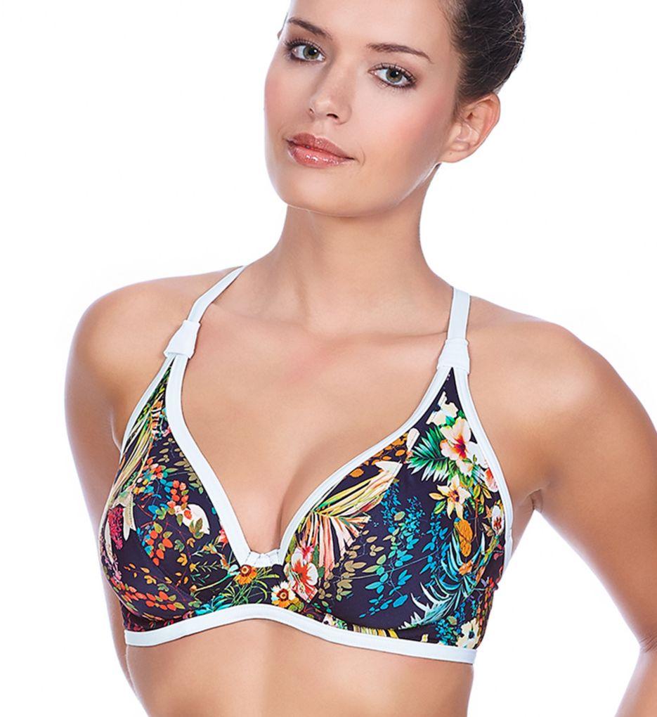 Freya Club Tropicana Underwire Convertible Swim Top