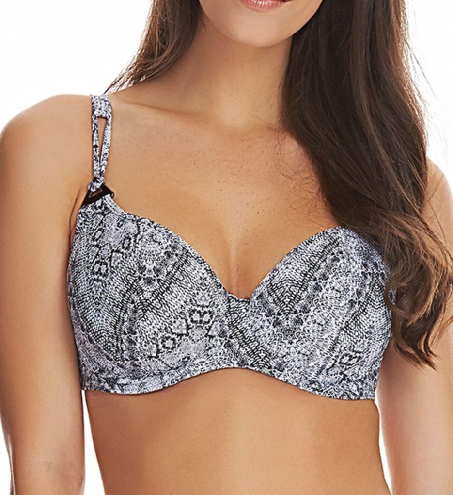 Freya Viper Plunge Bikini Swim Top
