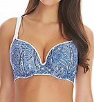 Summer Tide Underwire Deco Contour Bikini Swim Top