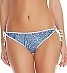 Summer Tide Tie Side Brief Swim Bottom