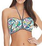 Tropicool Underwire Bandeau Bikini Swim Top