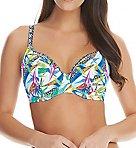 Tropicool Underwire Plunge Bikini Swim Top