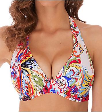 Freya Rococo Underwire High Apex Bikini Swim Top