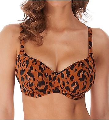 Freya Roar Instinct UW Sweetheart Padded Bikini Swim Top