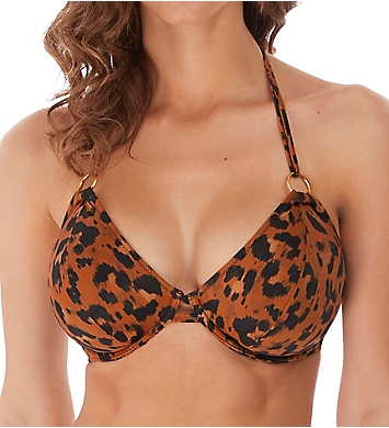 Freya Roar Instinct UW Bandless Halter Swim Top