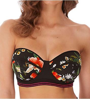 Freya Club Envy Underwire Padded Bandeau Bikini Swim Top