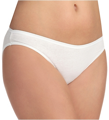 Fruit Of The Loom Cotton Bikini Panties - 3 Pack
