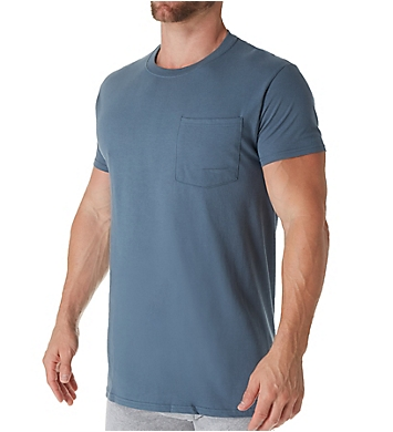 Fruit Of The Loom Extended Size Fashion Pocket T-Shirts - 4 Pack
