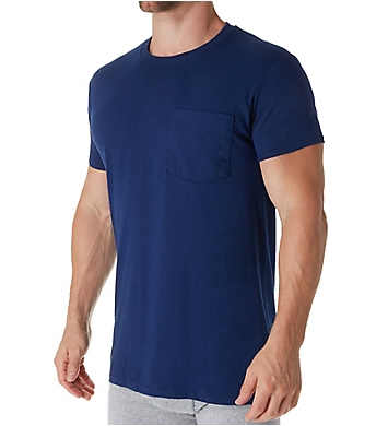 Fruit Of The Loom Extended Size 100% Cotton Pocket T-Shirts - 4 Pack