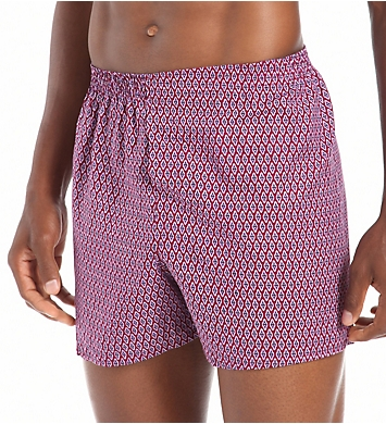 Fruit Of The Loom Extended Size Core Assorted Woven Boxers - 4 Pack