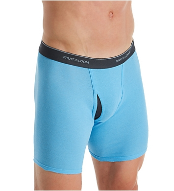 Fruit Of The Loom Coolzone Assorted Boxer Briefs - 5 Pack