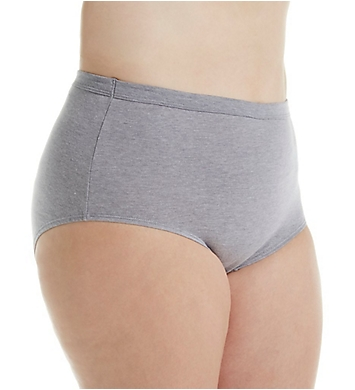 Fruit Of The Loom Fit For Me Beyond Soft Brief Panties - 5 Pack