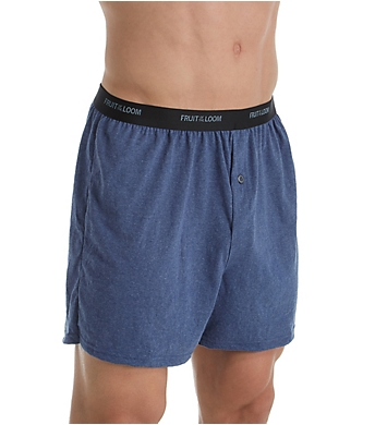 Fruit Of The Loom Beyond Soft Knit Boxers - 5 Pack