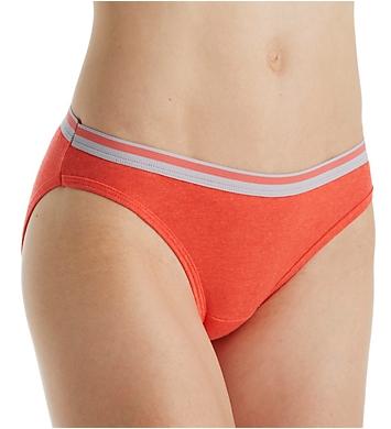 Fruit Of The Loom Heather Bikini Panties - 6 Pack