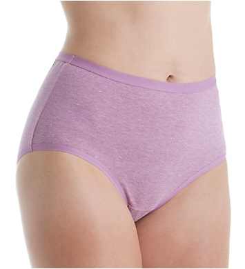 Fruit Of The Loom Beyond Soft Assorted Brief Panties - 6 Pack