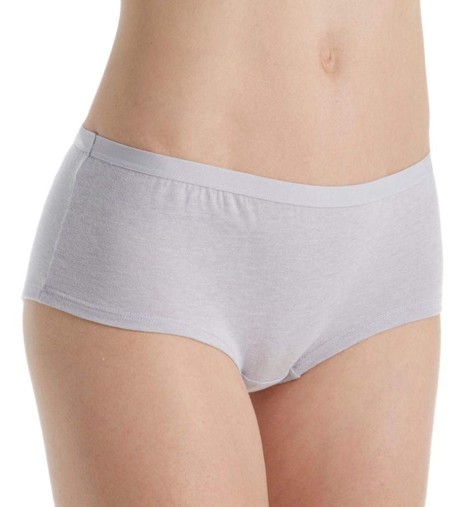 Fruit Of The Loom Beyond Soft Assorted Boyshort Panties - 6 Pack