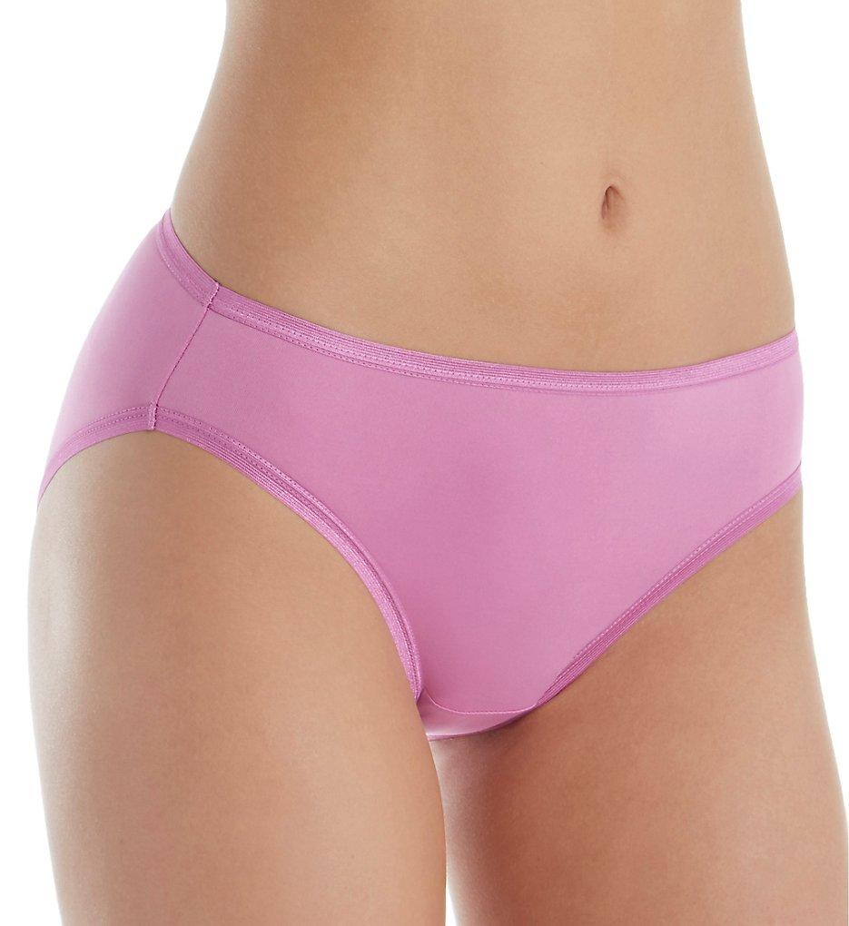 Fruit of the Loom Women/'s 6 Pack Microfiber Bikini Panties