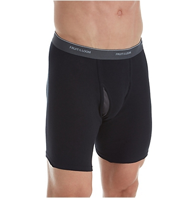 Fruit Of The Loom Big Man Cool Zone Boxer Brief - 7 Pack