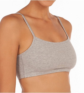 Fruit Of The Loom Spaghetti Strap Short Bra - 3 Pack