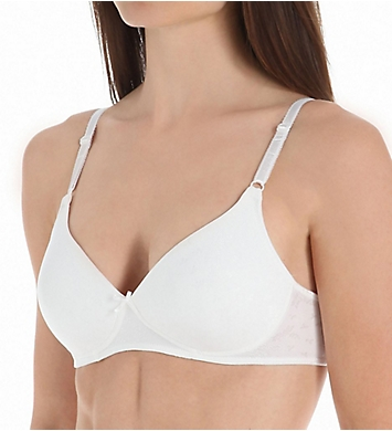 Fruit Of The Loom Jacquard Wirefree Bra