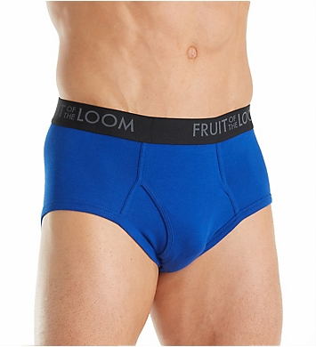 Fruit Of The Loom Breathable Assorted Briefs - 4 Pack