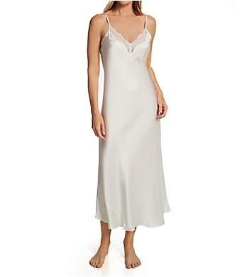 GINIA Silk Night Gown
