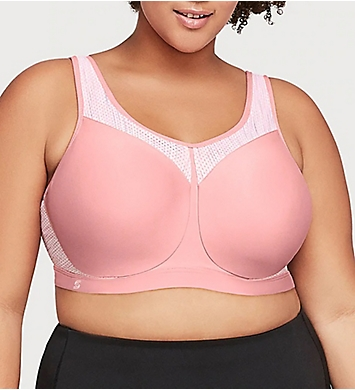 Glamorise Underwire High Impact Sports Bra