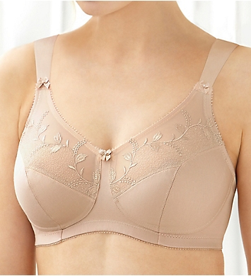 Glamorise Soft Shoulders Minimizer Bra
