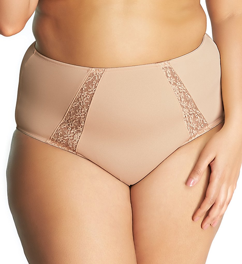 Goddess : Goddess GD6665 Adelaide Brief Panty (Sand 2X)