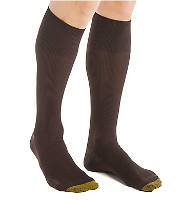 Gold Toe Metropolitan Over The Calf Dress Socks - 3 Pack