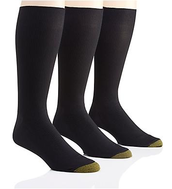 Gold Toe Metropolitan Midcalf Dress Socks - 3 Pack