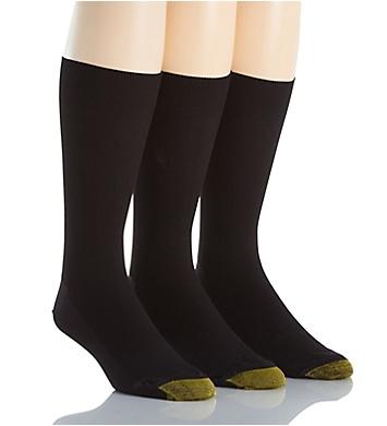 Gold Toe Metropolitan Crew Dress Socks - 3 Pack