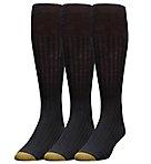Windsor Wool Over The Calf Dress Socks - 3 Pack