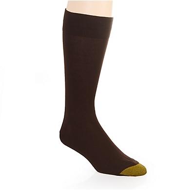 Gold Toe South Hampton Dress Jersey Crew Sock