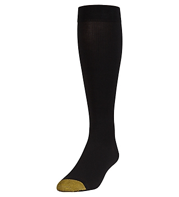 Gold Toe Mild Compression Over The Calf Rib Sock