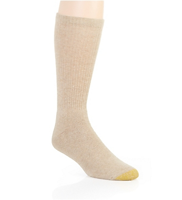 Gold Toe Odor Control Cushioned Cotton Crew Sock