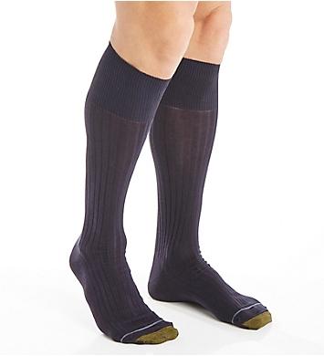Gold Toe Canterbury Over The Calf Dress Socks - 3 Pack