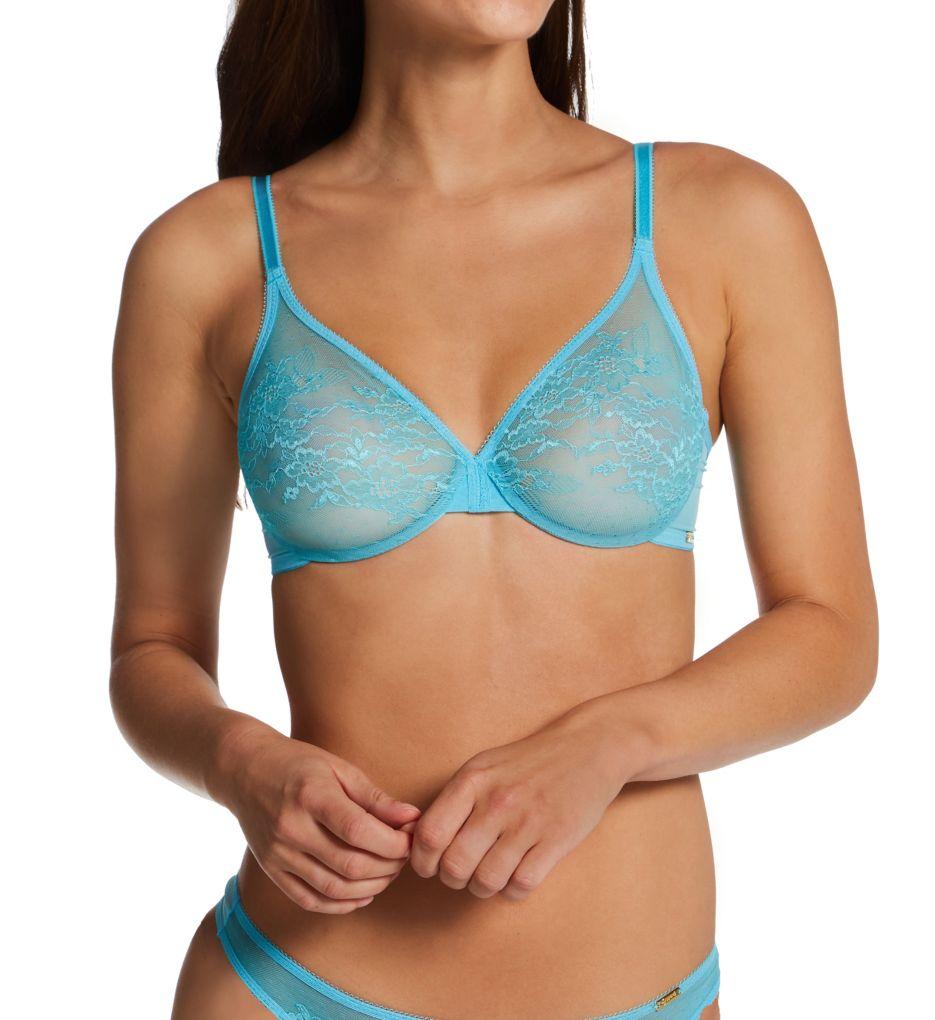 Gossard Glossies Lace Sheer Bra