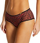 Glossies Leopard Short Panty