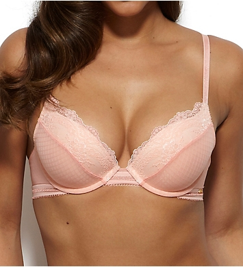 Gossard Delilah Rose Contour Plunge Push-Up Bra