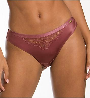 Gossard Shimmer Lace Brazilian Panty