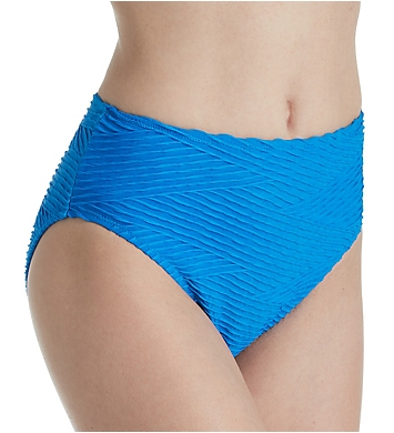 Gottex Essence High Leg High Waist Brief Swim Bottom