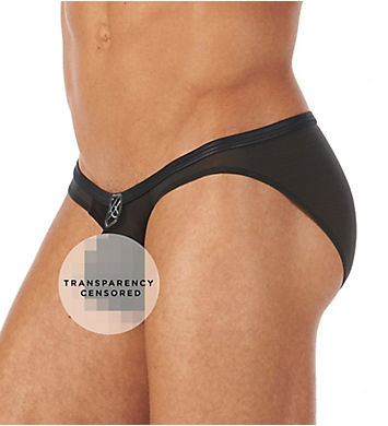 Gregg Homme Show Off Sheer Stretch Low Rise Brief
