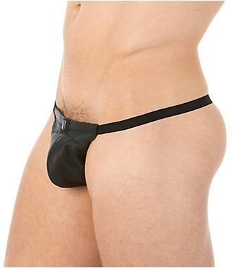 Gregg Homme 100% Real Leather Lambskin G-String